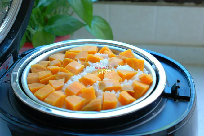 红薯杂粮米饭怎么煮