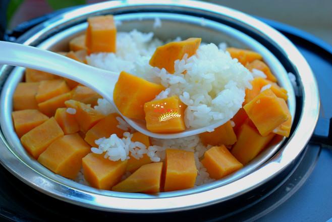 红薯杂粮米饭怎么煸