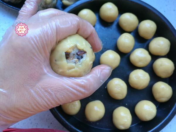 广式豆沙月饼的简单做法