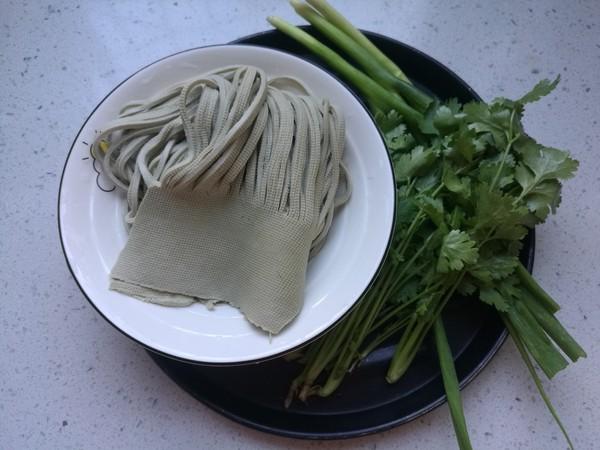 凉拌豆腐丝的做法大全