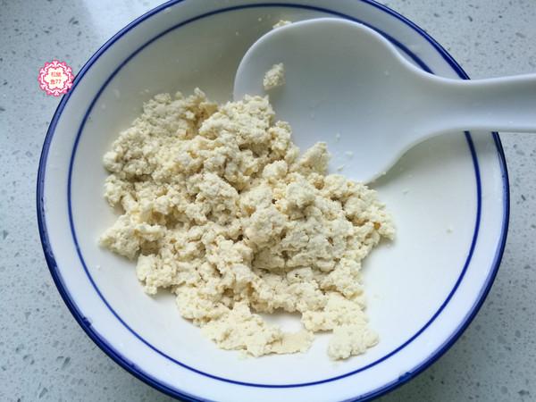 冬蓉豆腐鸡蛋羹的做法图解