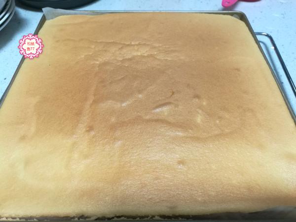 蛋糕卷怎样煸