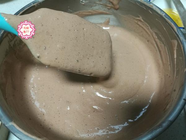 巧克力蛋糕卷怎么炒