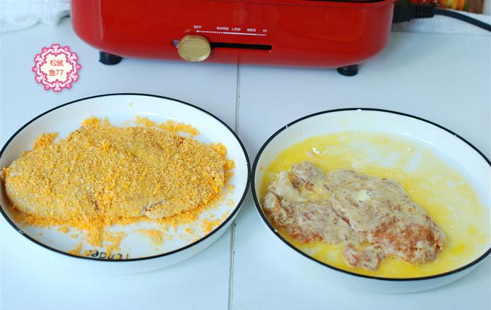 香煎柠檬鸡排怎么吃