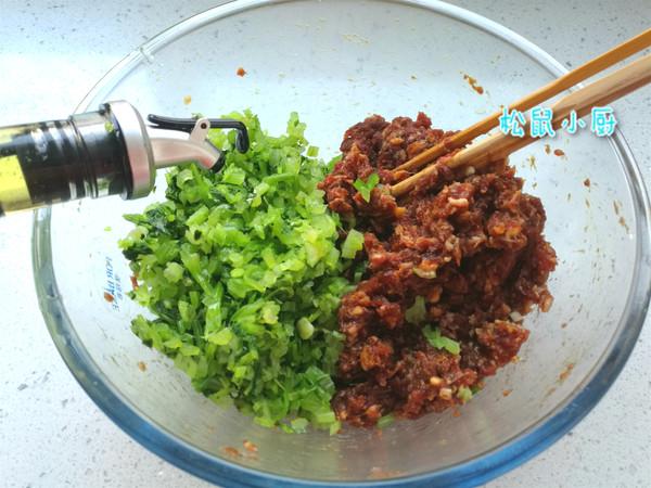 牛肉芹菜饺子怎么吃