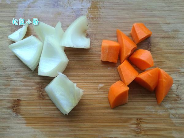 砂锅牛肉的做法图解