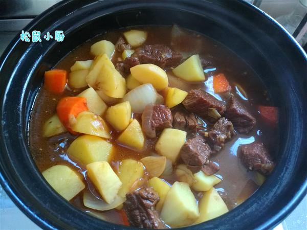 砂锅牛肉怎么煮