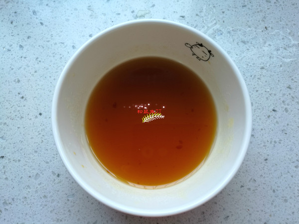 糖醋茄汁丸子的做法图解