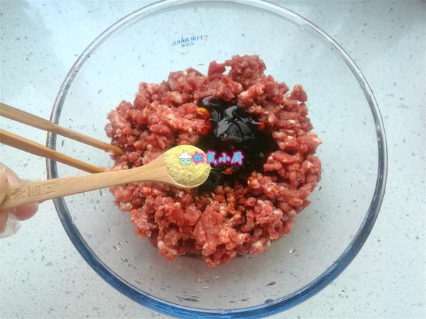 牛肉丸子的家常做法