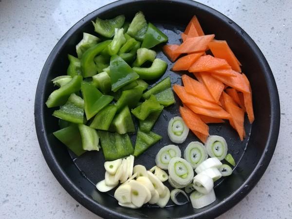青椒土豆片的家常做法