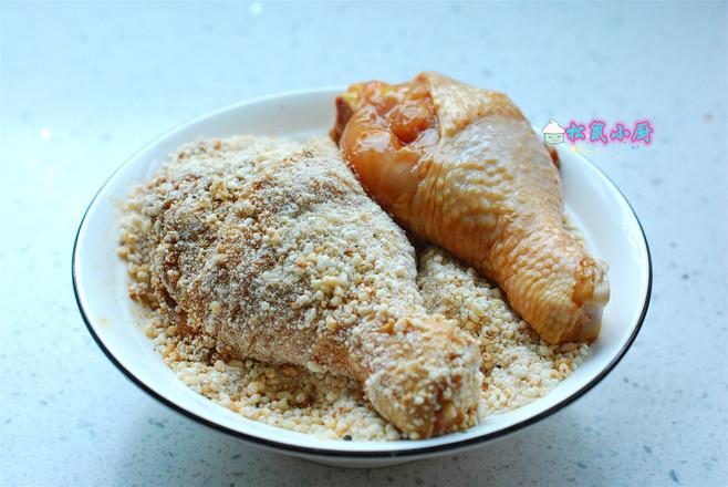 米粉蒸鸡腿怎么煮