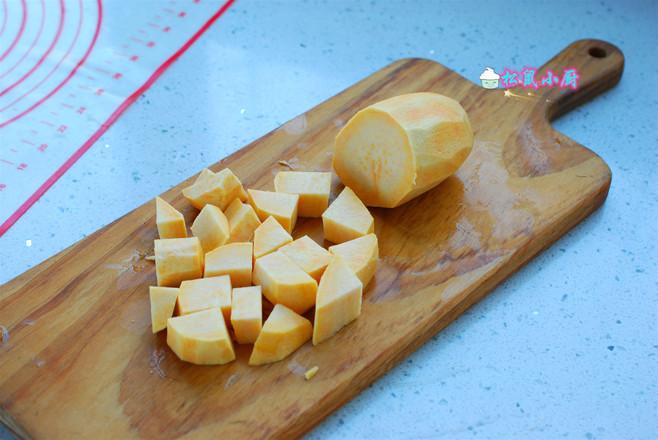红薯藜麦饭的家常做法