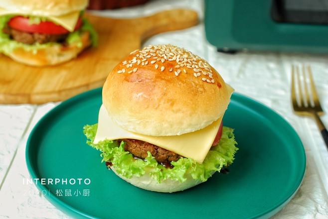 黑椒牛肉汉堡怎样煮