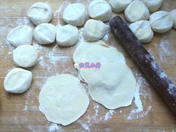 西葫芦鸡蛋素包子怎么煮