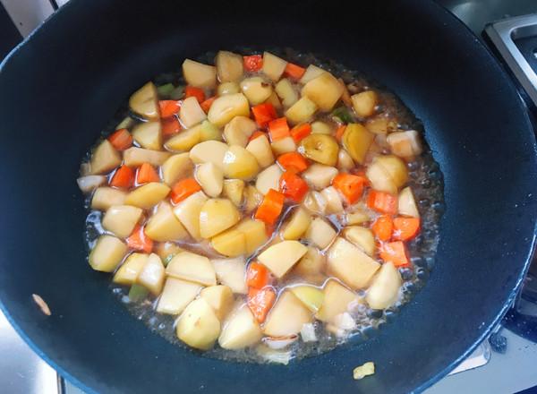 咖喱芝士鸡肉饭怎么煮