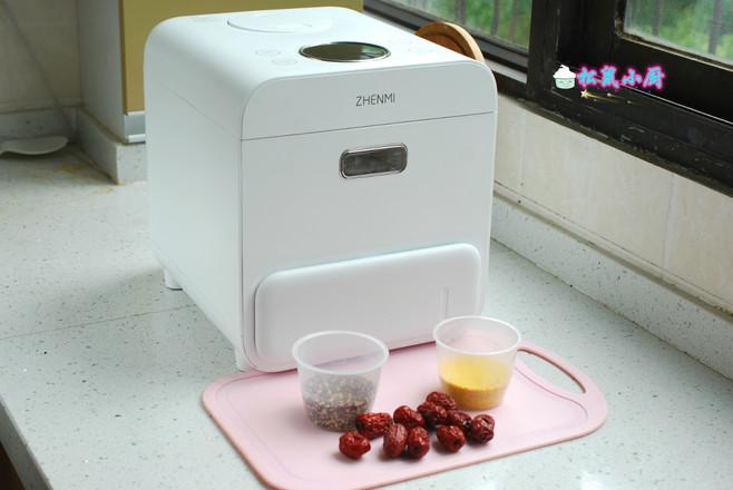 小米红枣藜麦粥的做法大全