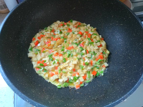 鸡蛋豆腐怎么做