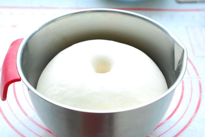 豆沙面包的做法图解