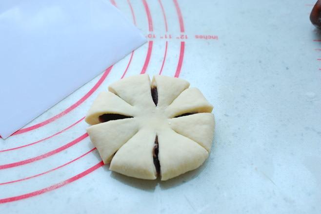 豆沙面包怎么做