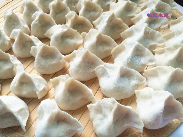 长豆角鸡蛋素饺子怎么炒