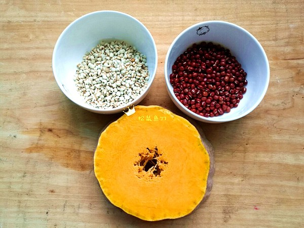 南瓜薏米红豆汤的做法大全