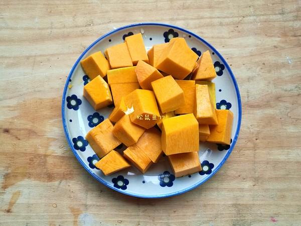 南瓜薏米红豆汤的做法图解