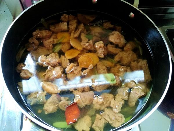 砂锅萝卜炖牛腩#最美不过中秋味#怎么做