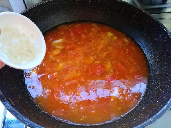 海底捞番茄锅底的简单做法