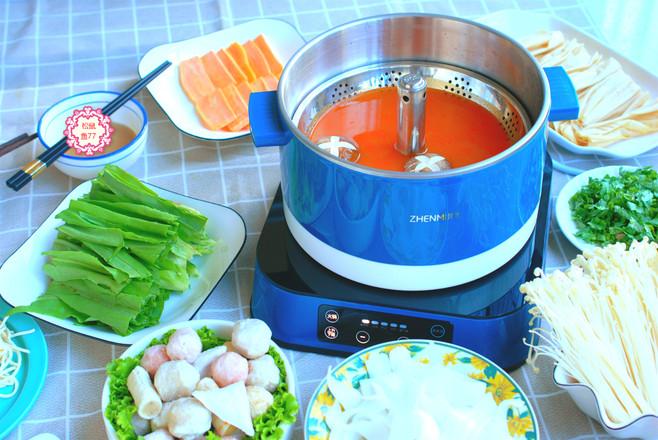 海底捞番茄锅底怎么做