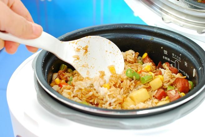 营养美味的懒人焖饭怎么做