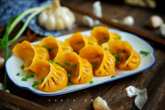 南瓜蒸饺怎么煮