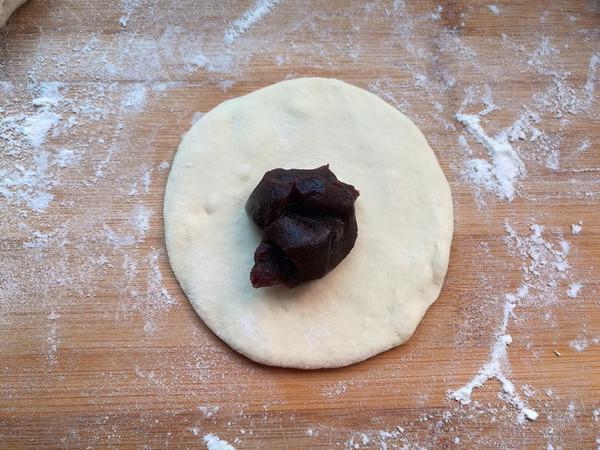 豆沙馅饼的简单做法