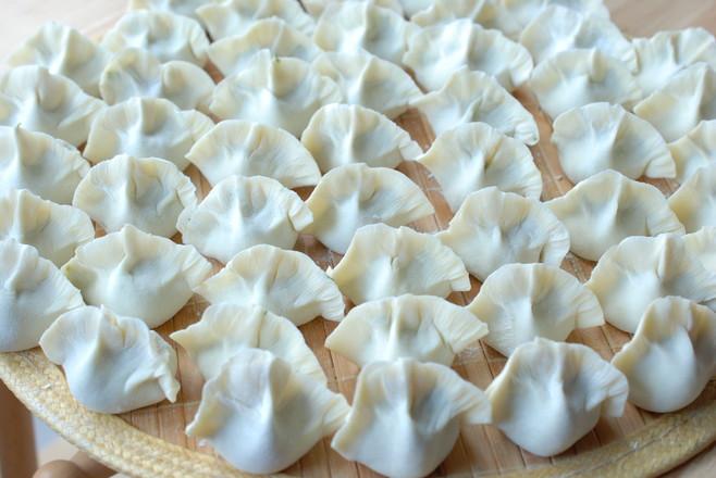 #冬至如大年#冬至吃饺子,这做法鲜嫩多汁不出汤,美味!怎么炒