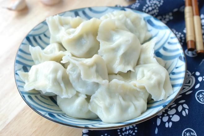 #冬至如大年#冬至吃饺子,这做法鲜嫩多汁不出汤,美味!怎么炖