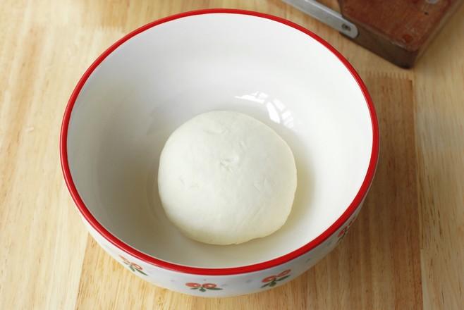 #冬至大如年#薄皮大馅儿,一咬满口香的香菇鸡肉饺子的做法图解