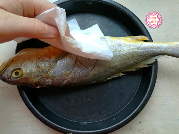 黄花鱼这做法,不粘皮不粘锅,香嫩入味好吃不怕胖的家常做法