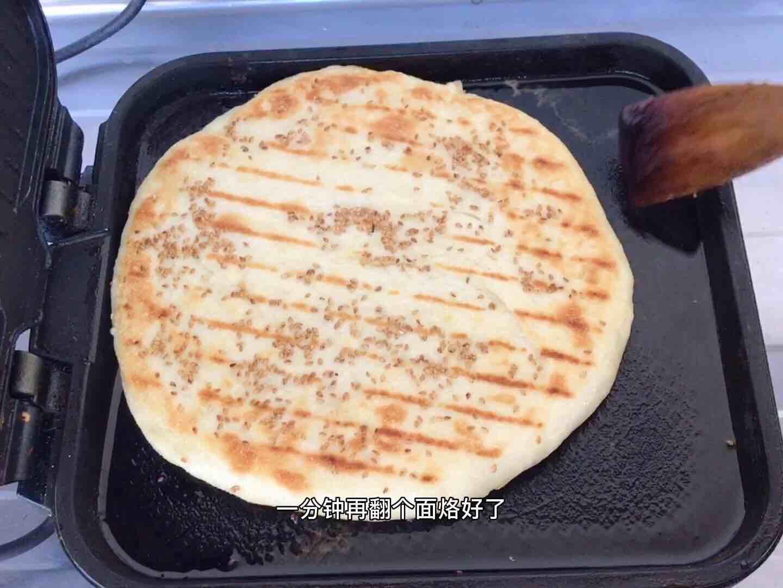 柔软多层的芝麻饼,全家都爱吃怎么炖