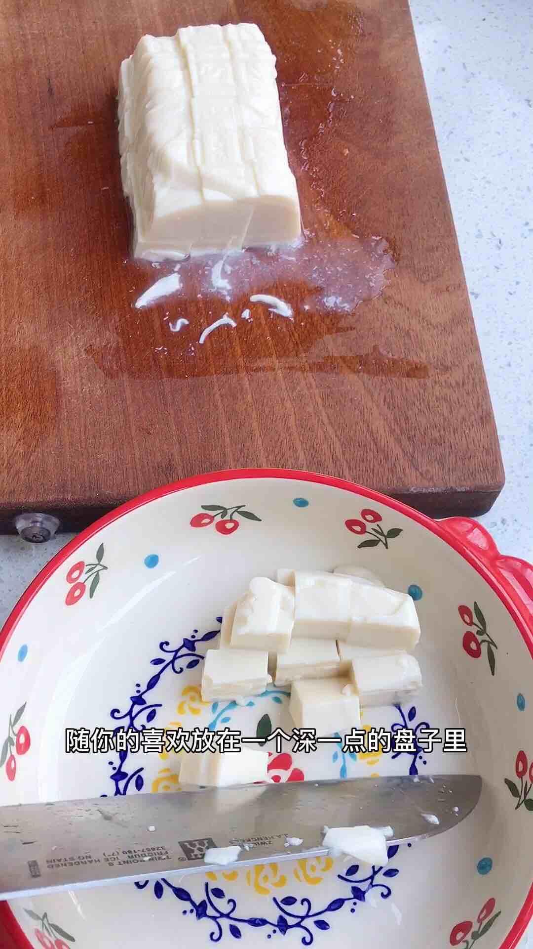 宝宝营养餐——油淋虾仁豆腐鸡蛋羹的简单做法