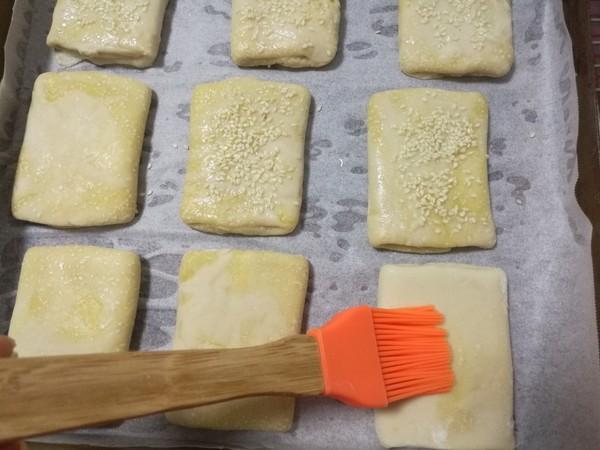 金黄酥脆的缸炉烧饼,吃一口忘不掉怎么煮