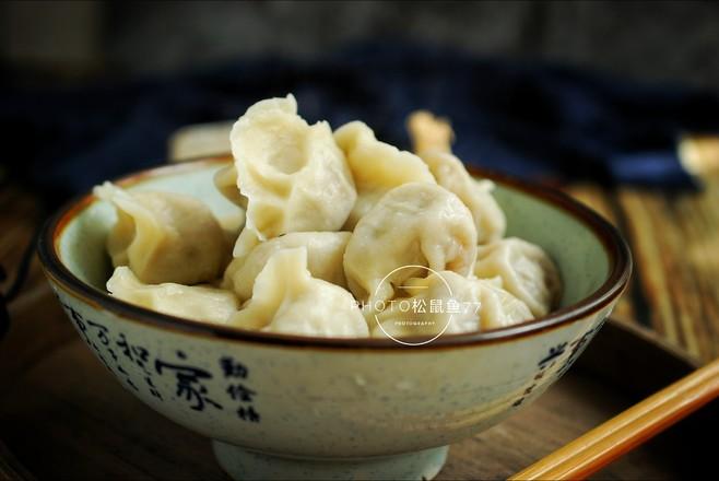 这馅儿包饺子真香,比白菜韭菜好吃多了怎么煮