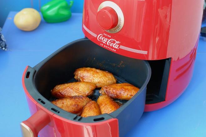 11分钟,做一锅奥尔良烤鸡翅,鲜嫩多汁的步骤