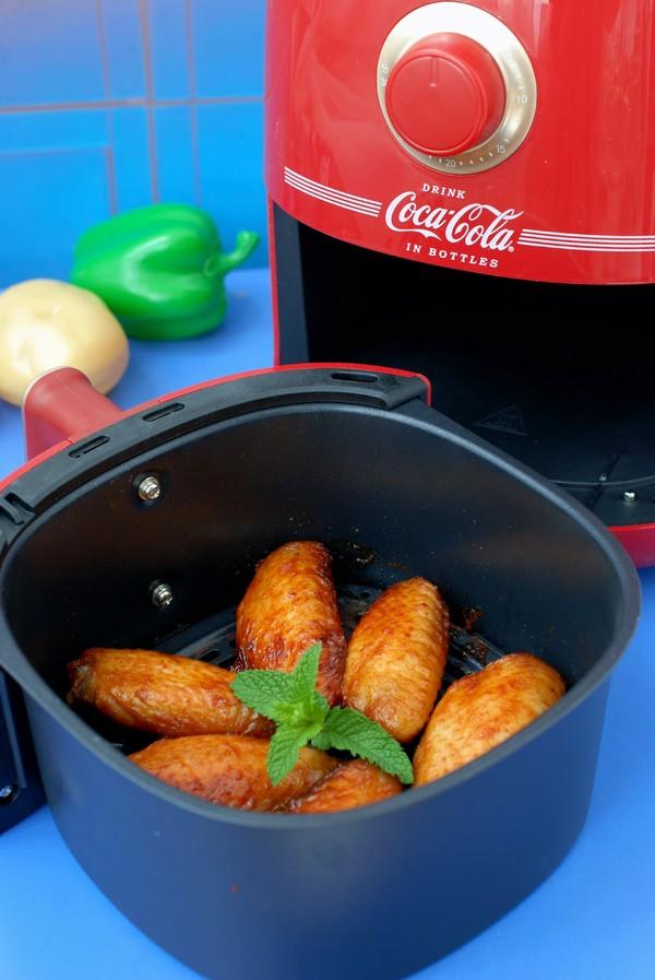 11分钟,做一锅奥尔良烤鸡翅,鲜嫩多汁成品图