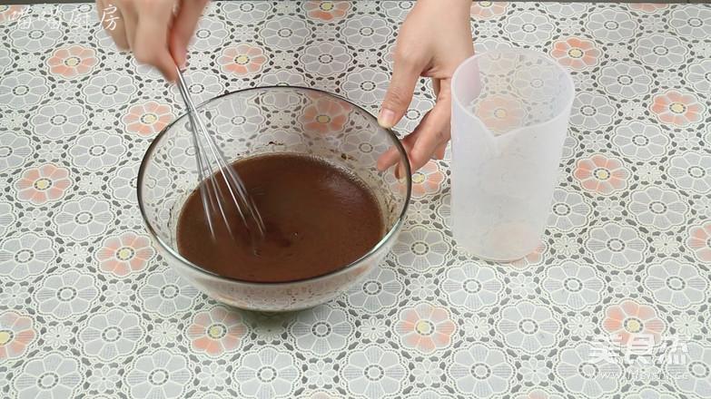 椰香龟苓膏的家常做法