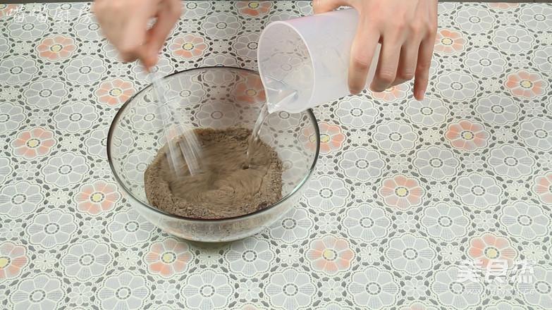 椰香龟苓膏的做法图解