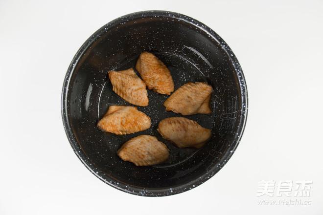 新奥尔良烤翅怎么做