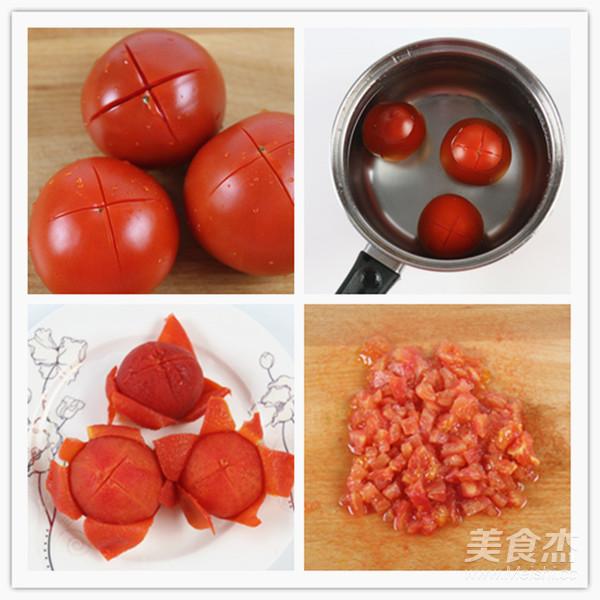 番茄金蛋烧的做法图解