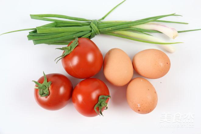 番茄金蛋烧的做法大全