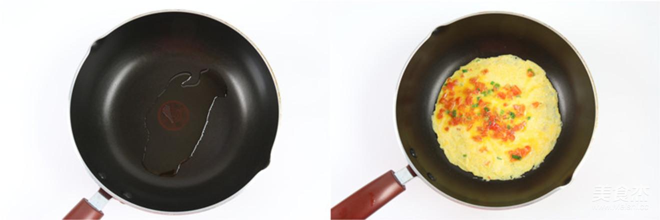番茄金蛋烧怎么吃