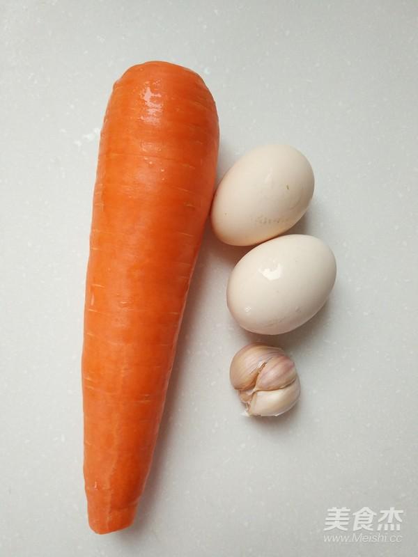 胡萝卜炒鸡蛋的做法大全