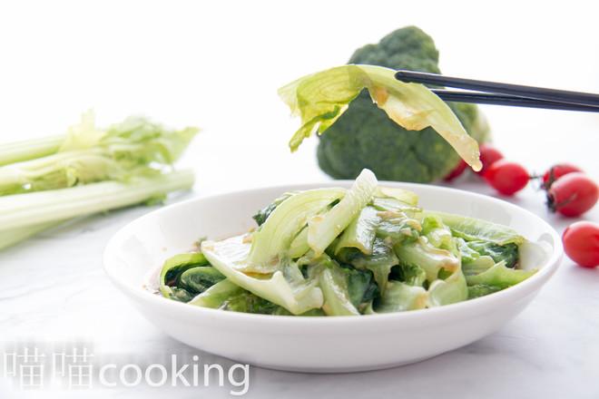 蒜蓉生菜怎么做